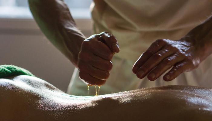 massage ayuvédique