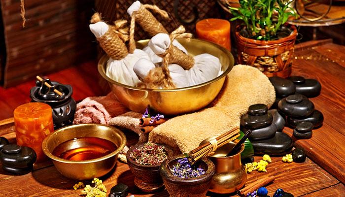 massage ayruvédique
